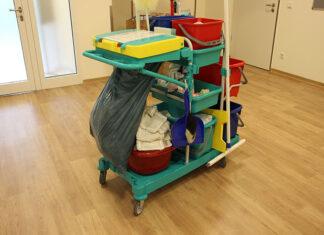 Zalety korzystania z usług firm sprzątających